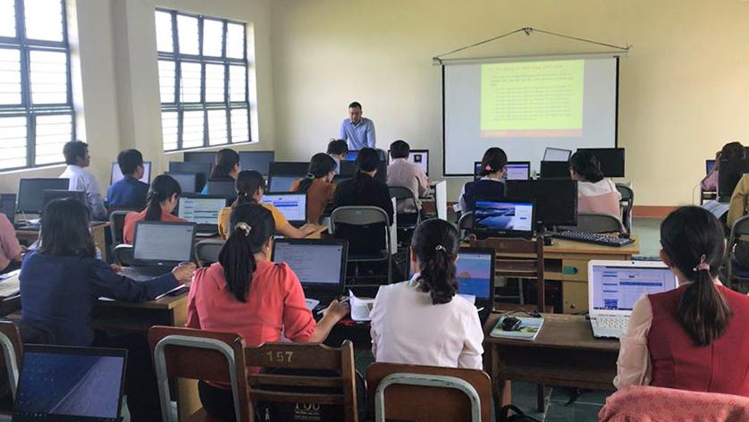 Triển khai phần mềm Hệ thống thông tin tài chính đơn vị hành chính sự nghiệp tỉnh Gia Lai